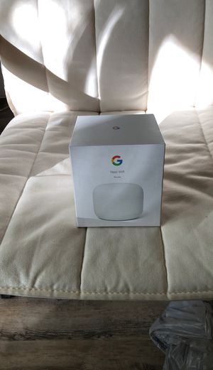 Google Nest WiFi AC2200 Router for Sale in Pinecrest, FL
