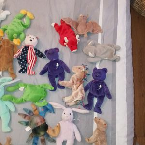 Genuine Beanie babies Collection for Sale in Arlington, VA
