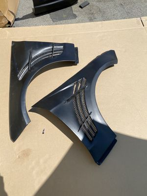 2010-2013 Mercedes E Class W212 Eros Version 1 Fenders - Part # 109630 for Sale in City of Industry, CA