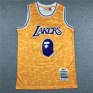 Bape X Lakers Jersey Size XXL for Sale in Bayamón, PR