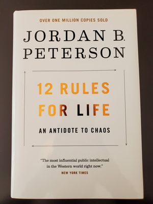 12 Rules for life for Sale in Torrington, CT