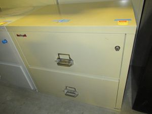 FIRE PROOF LOCKING FILE CABINET for Sale in Austin, TX