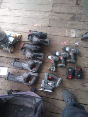 Porter Cable tools for Sale in Warrenville, SC