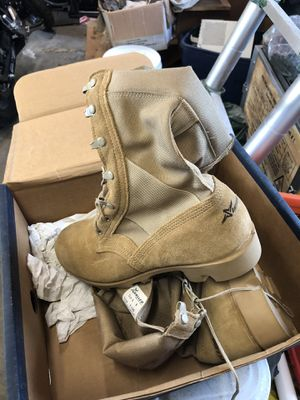 Combat boots for Sale in Seattle, WA