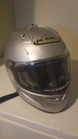 Kbc motorcycle helmet large for Sale in Arlington, VA