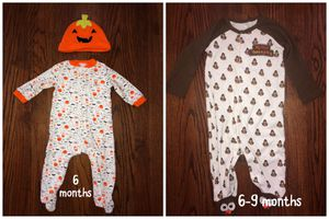 Baby holiday onesies for Sale in Melvindale, MI