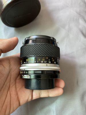 Nikon lenses for Sale in Springfield, VA
