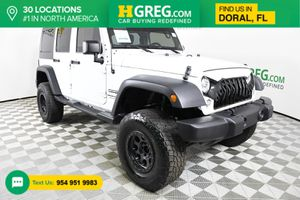 2018 Jeep Wrangler JK Unlimited for Sale in Doral, FL