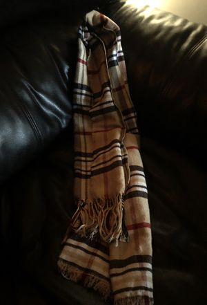 Burberry Scarf for Sale in Fresno, CA
