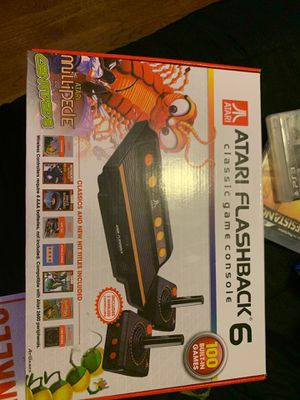 Atari flashback 6 for Sale in Houston, TX
