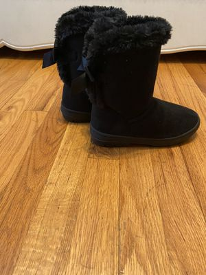 Girls Black boots size 13/1 for Sale in St. Louis, MO