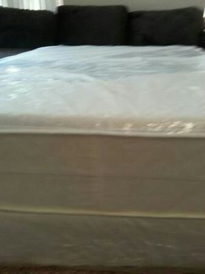 New full 169 and queen 209 mattress and box spring available. Delivery is available for Sale in Carmichael, CA