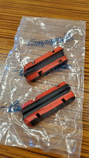 Campagnolo Brake Pads for Carbon Rims fits Campy Hyperon, Bora Bullet - 4-Pads for Sale in San Diego, CA