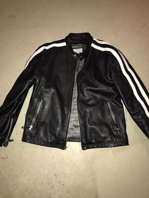 Wilson Men's Genuine Leather Jacket, Size Large for Sale in Columbus, OH