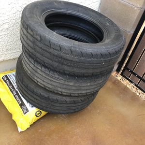 205/75/15 Trailer Tires for Sale in Waddell, AZ