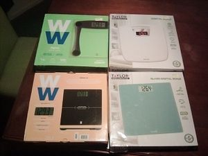 Digital bathroom scales for Sale in Fresno, CA