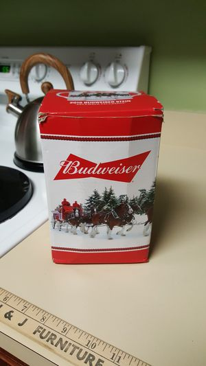 2016 Budweiser Holiday Stein for Sale in Daphne, AL