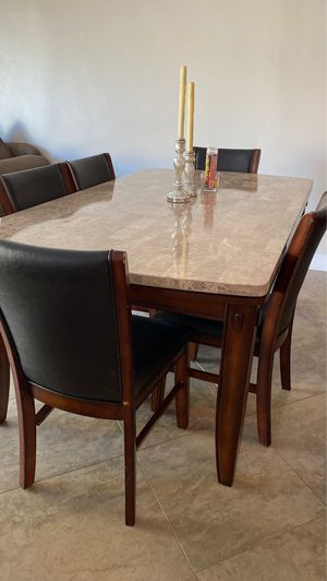 Marble dinning kitchen table for Sale in San Diego, CA