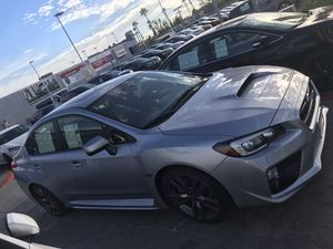 2017 Subaru WRX limited for Sale in Anaheim, CA