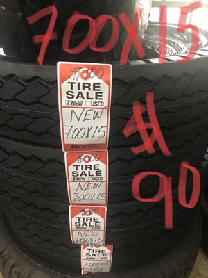 Brand new trailer tire 700.15 for Sale in Porter, TX