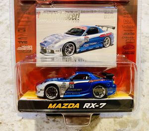 024 Mazda RX-7 | 2003 Jada Toys | 1:64 Scale Diecast | Import Racer! for Sale in Seattle, WA