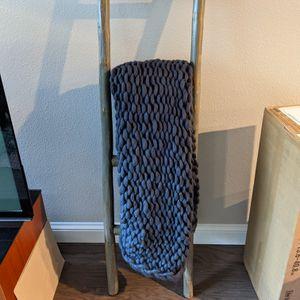 Chunky Knit Blanket for Sale in Denver, CO