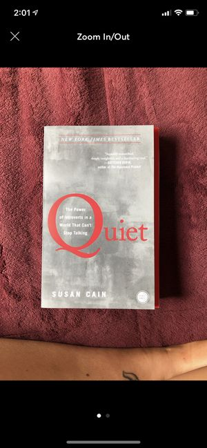 Quiet by Susan Cain for Sale in Littleton, CO