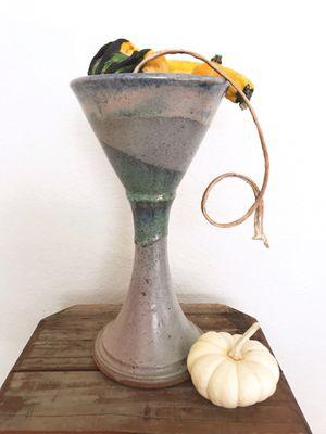 "Studio pottery ceramic planter - 10.75"" tall for Sale in Phoenix, AZ"