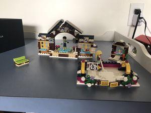 Lego friends snow cabin for Sale in Tacoma, WA