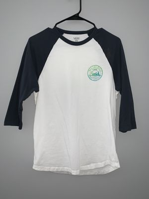 Vans baseball t-shirt (small) for Sale in Clarksville, TN