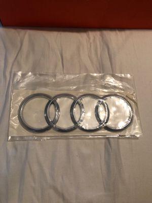 AUDI Rings emblem(11'-15' A/Q/R) for Sale in Gila Bend, AZ