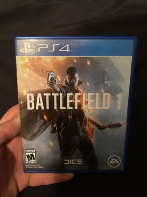 Battlefield 1 PS4 for Sale in Anaheim, CA