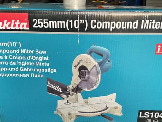 """10"""" Corded Compound Miter Saw for Sale in Las Vegas,  NV"""