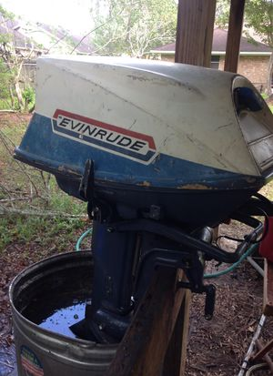 18 hp Evinrude for Sale in Friendswood, TX
