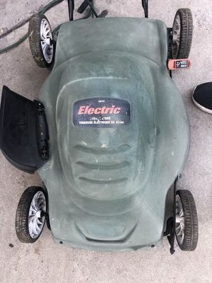 Lawn mowers electric for Sale in Modesto, CA