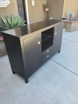 Kitchen cabinet buffet 58×18 37h $50 montclair for Sale in Montclair, CA
