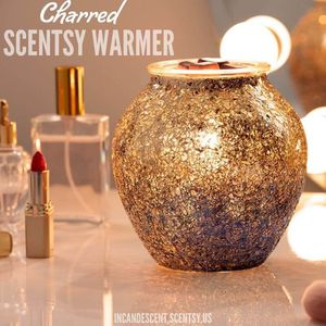 Scentsy Charred Warmer for Sale in Essex, MD