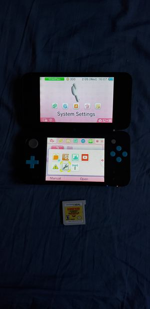 Nintendo 2DS XL with Donkey Kong Country Returns for $50 OBO for Sale in Las Vegas, NV