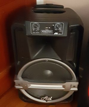 """Atal 15"""" BLUETOOTH speaker pro series for Sale in Lancaster, PA"""
