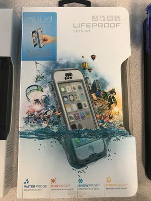 Lifeproof iPhone 5 all-weather proof case for Sale in Katy, TX