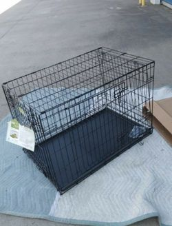 New Beautiful Dog Crate..FIRM And I have More Bigger For Different Prices for Sale in Modesto,  CA