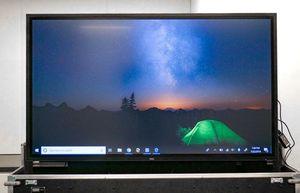 DELL 75 inch 4K touch screen monitor for Sale in Arlington, VA