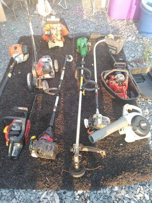 Stihl, Craftsman, John Deere weedeaters chainsaw etc for Sale in Woodstock, GA