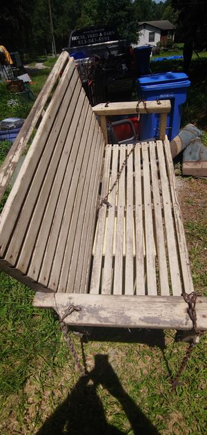 Porch swing for Sale in Plant City, FL