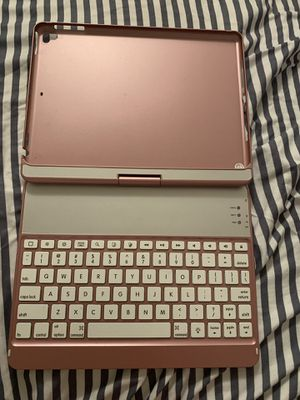 9.7 inch Case for iPad , A-rose Gold(360 Rotate) for Sale in Seattle, WA