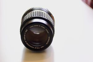 Minolta MD TELE ROKKOR X- f3.5 135mm for Sale in Seattle, WA