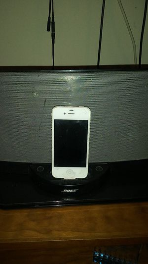 Bose I pod dock / free for Sale in Torrance, CA