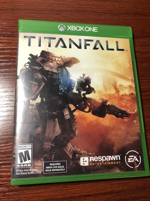 Titanfall (Xbox One) for Sale in Jackson Township, NJ