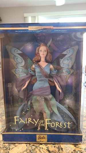 Barbie Fairy of the forest for Sale in Oak Glen, CA