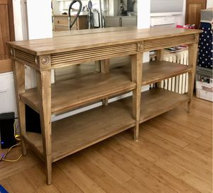 Ethan Allen console table for Sale in New York, NY